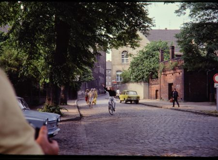 Wittenberg, East Germany